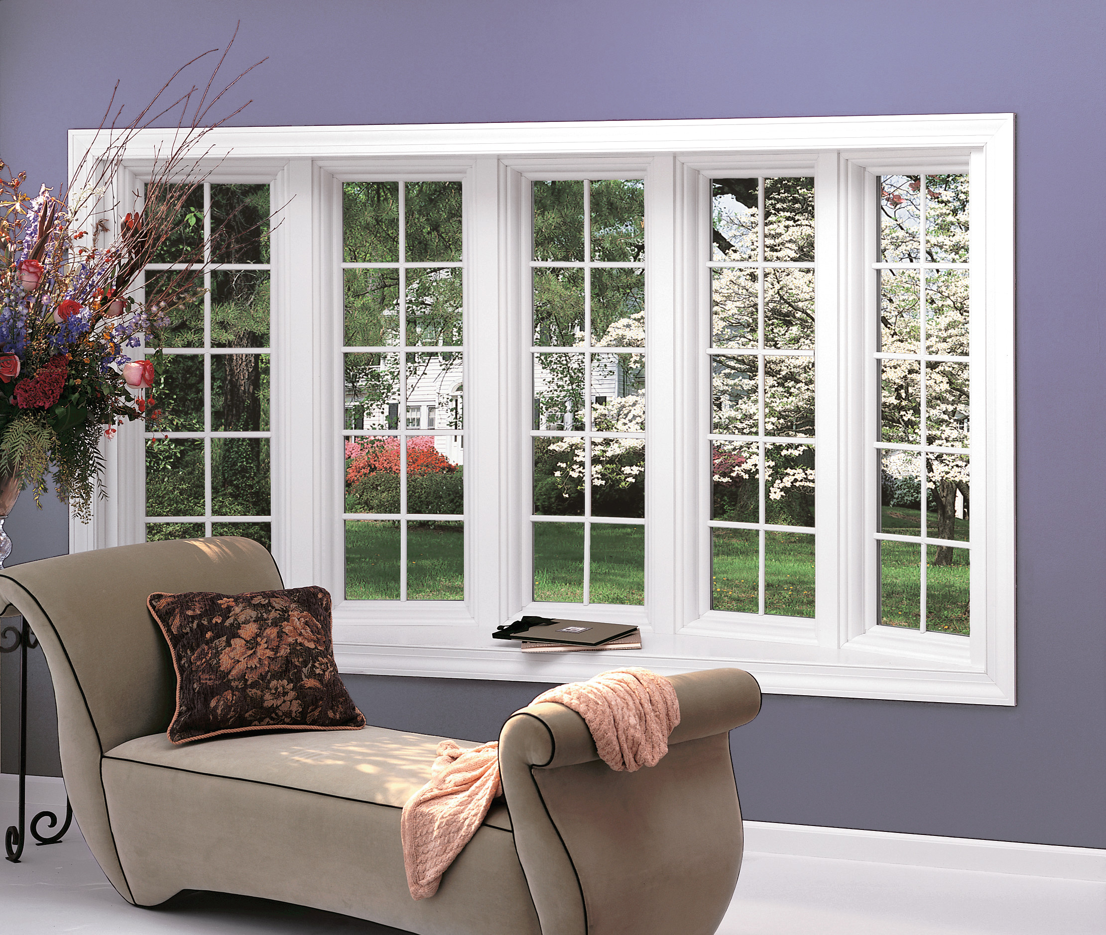 Bay Amp Bow Window Gallery Renewal By Andersen Of Central