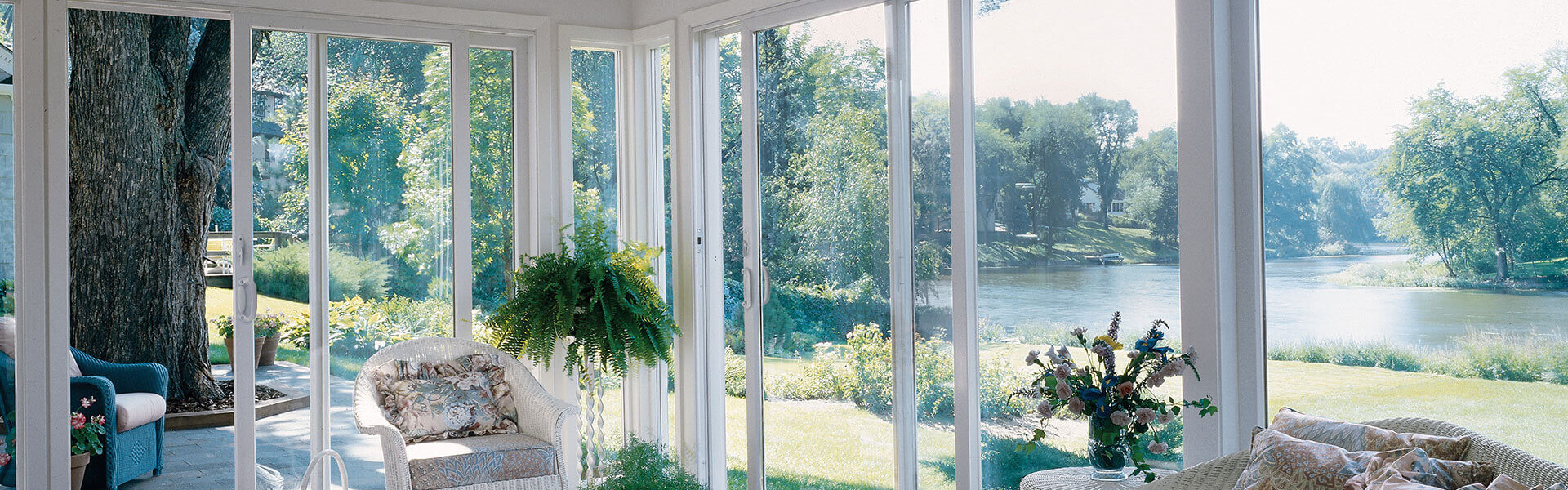 double hung home windows